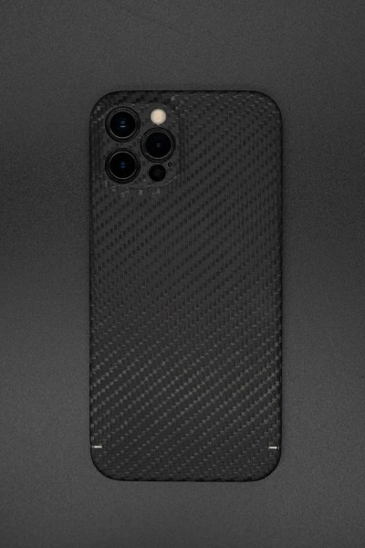 Magnetic Carbon Cover iPhone 13 Pro Max